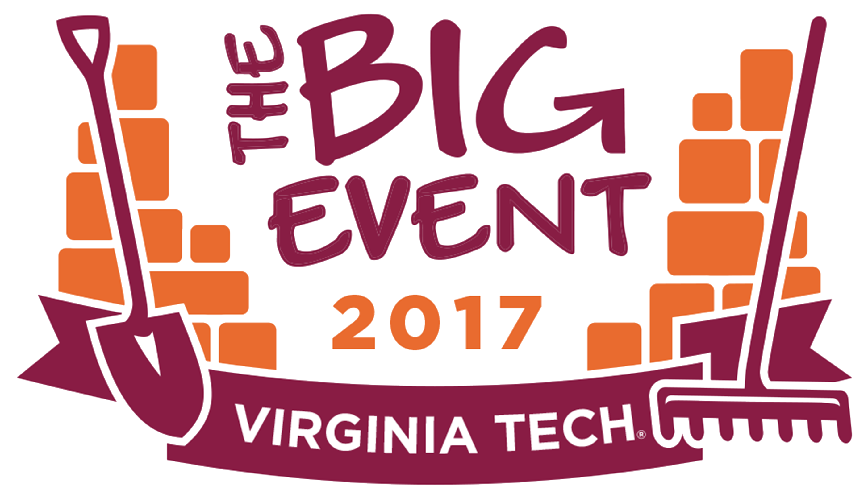 exec team the big event at virginia tech the big event logo